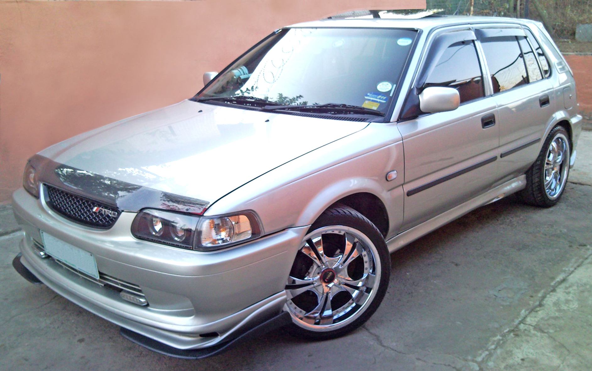 hight resolution of toyota tazz specs photos videos and more on topworldauto