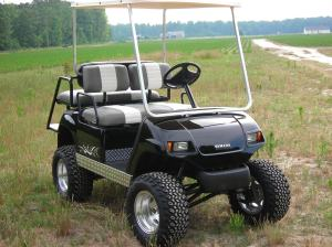 Yamaha Golf Buggy  specs, photos, videos and more on