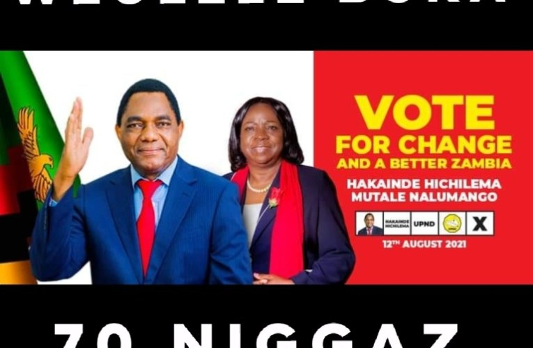 70 Niggaz – Weulele Buka UPND 2021 Campaign Song Free Download
