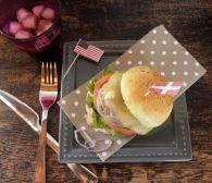 Hamburger à la tomme de Savoie