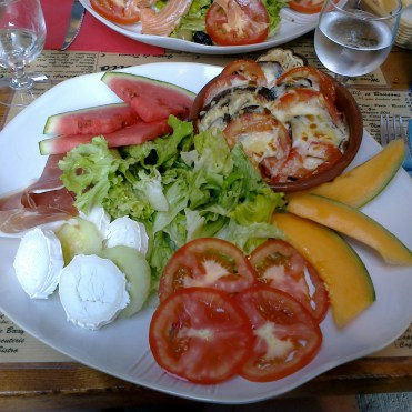 la salade Bistro