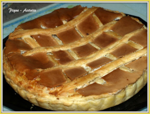 Tarte conversation de Cyril Lignac de Mary