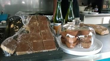 shortbread et gâteau breton
