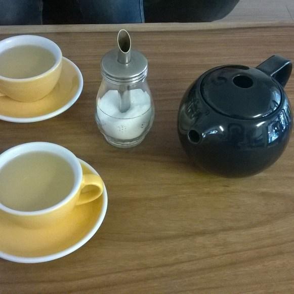 Thé des Indes (thé vert au jasmin et rose)