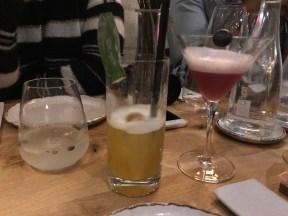 Trilogie de cocktails