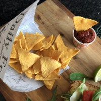 Tortilla chips (Nachos)