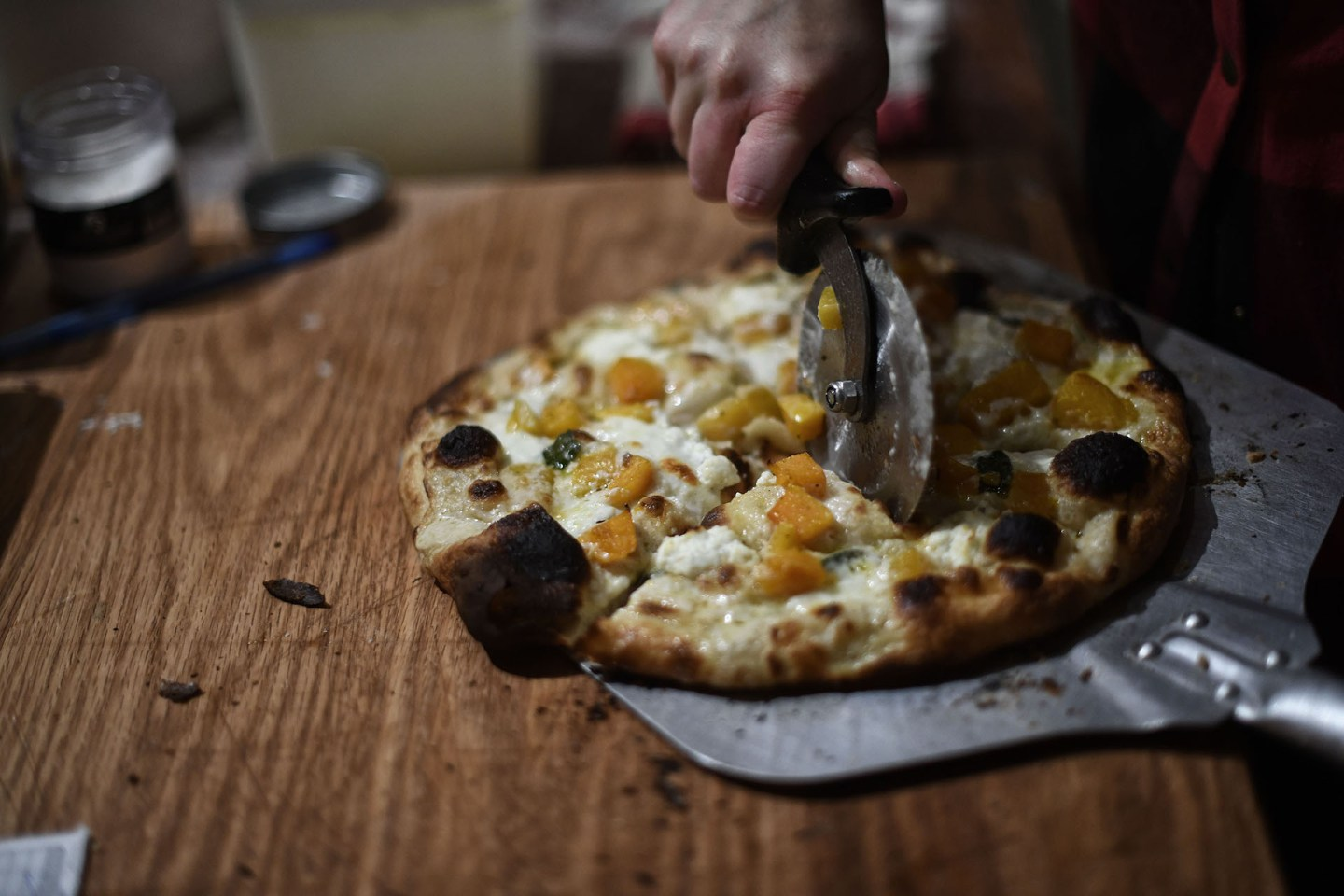 MORE THAN SOURDOUGH:  PIE BY NIGHT