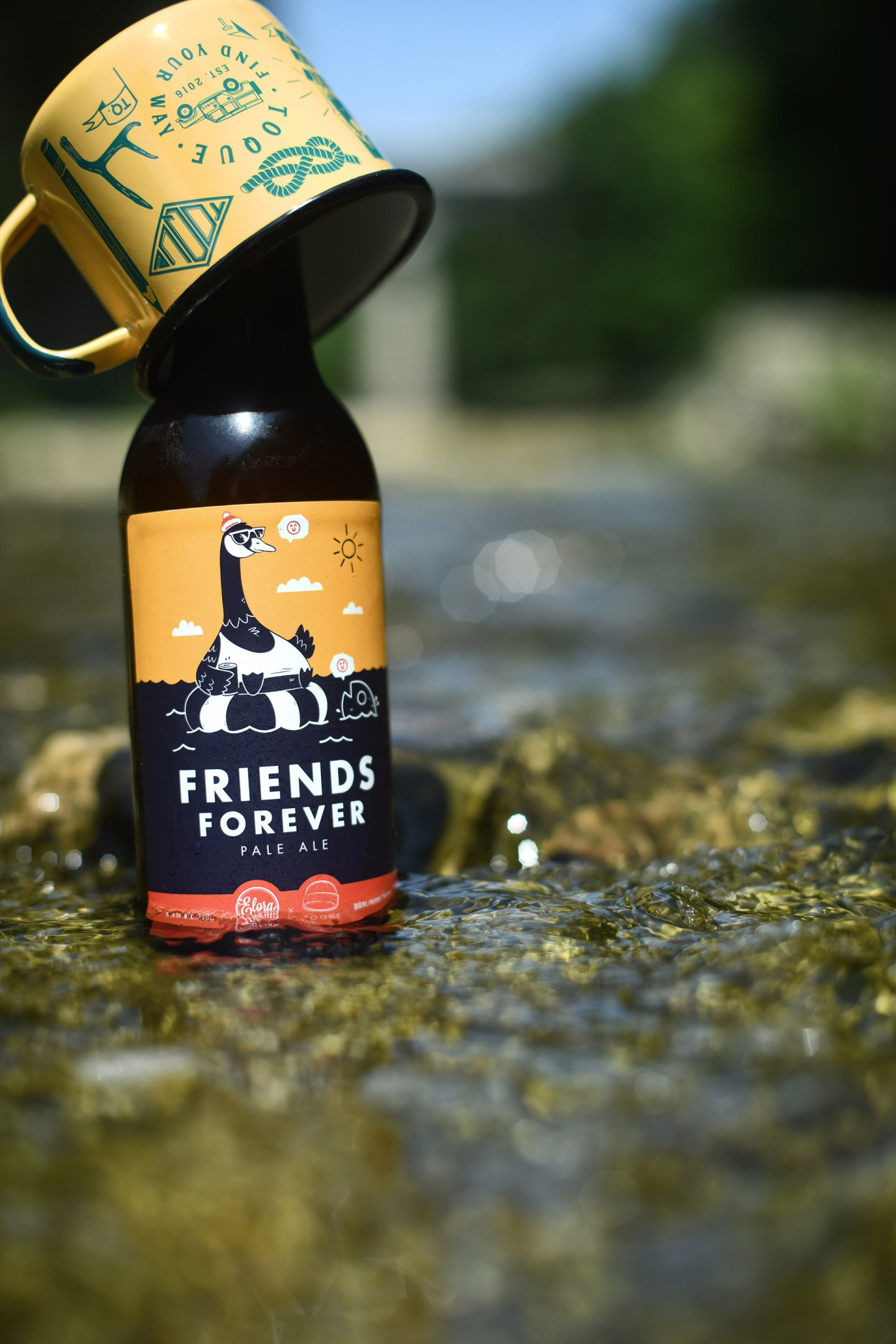 Friends Forever:  A TOQUE x Elora Brewing Company collaboration
