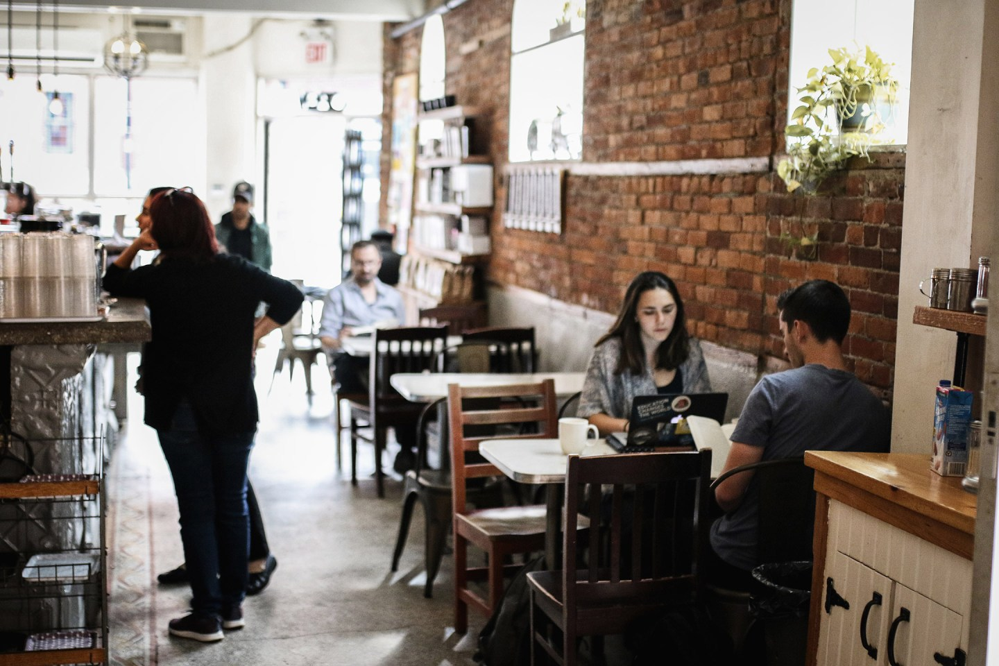 MULBERRY STREET COFFEEHOUSE:  HAND-CRAFTING AN AUTHENTIC SPACE