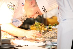Bocuse d'Or Europe Turin13, Mattheiu Otto