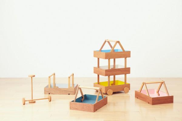 koloro-wagon von Torafu Architects. Photo Akihiro Ito
