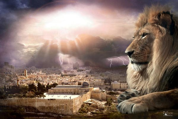 This image has an empty alt attribute; its file name is lion-over-jerusalem.jpg