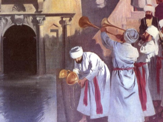 SUKKOT - THE SHELTER OF FAITH! - TORAH AND TEMPLE