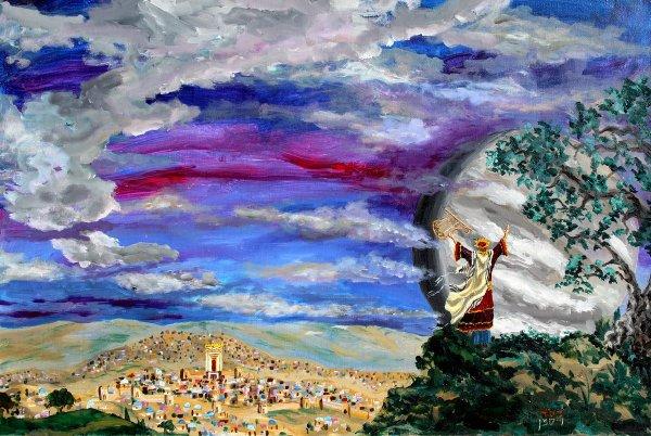 Jewish Art Torah