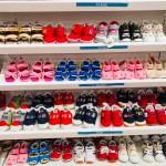 御殿場アウトレットのキッズ、ベビー靴が買えるお店