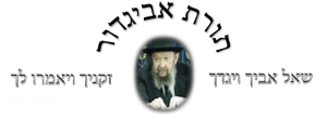 Toras Avigdor Logo