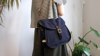 スロウ カートリッジショルダーバッグ colors -cartridge shoulder bag Lsize- SLOW 306S35E