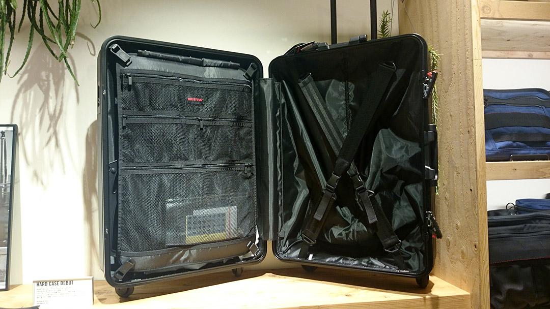 ブリーフィング ハードケース スーツケース H-100 BRIEFING BRF305219 2