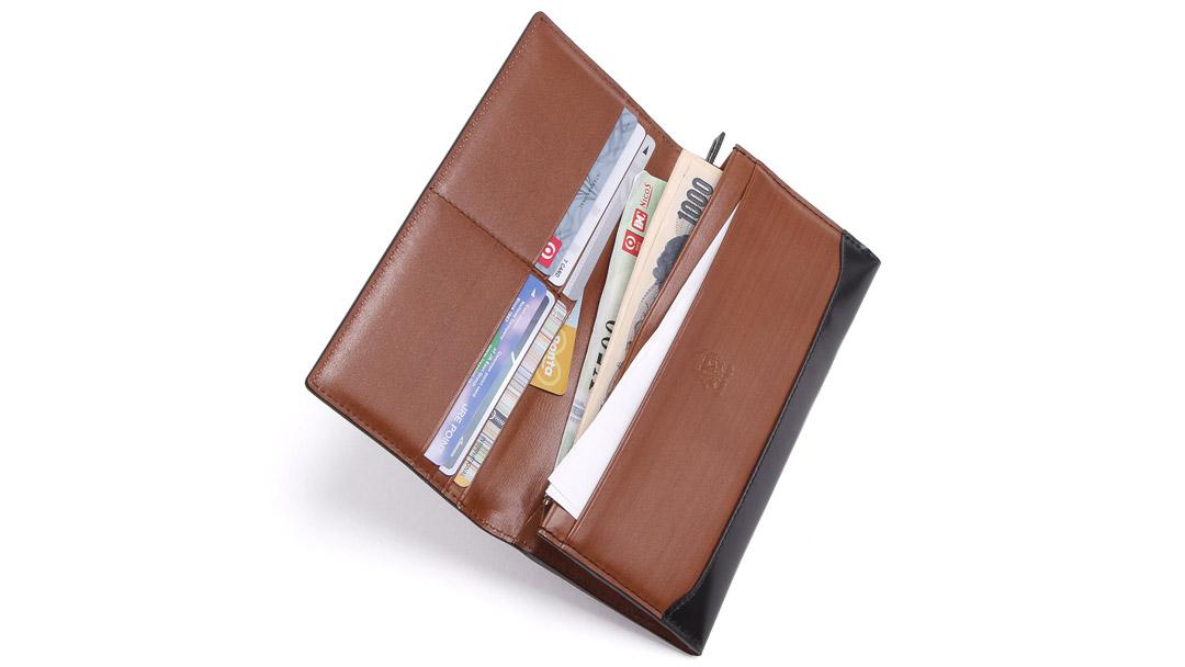 ドゥベージュ かぶせ型長財布 馬革 VERRE Flap Long Wallet Dubeige DGMW8KT1