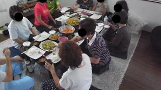 南インド料理食事会@町田