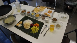北九州で南インド料理食事会 日・昼の部