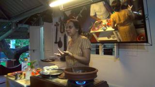 南インド旅行7 コーチン5 cooking-class
