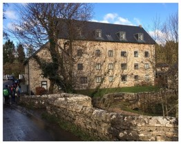 The Mill at Staverton