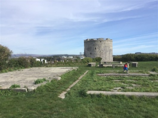 Mount Batten Tower - recently renovated