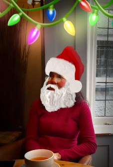 Who is this Santa?