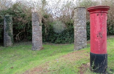 Ancient Post Boxes