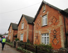 The Victorian 'Brick Cottages'