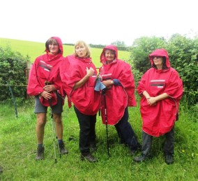 Poncho Queens in East Devon