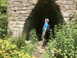 Lime Kiln in The Grove, Churston