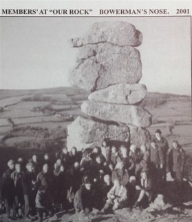 Members at the Nose 2001