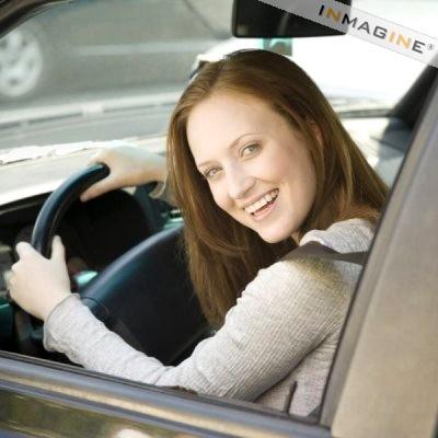 Me ponen las tias al volante