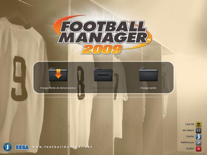 Pillao con el Football Manager 2009
