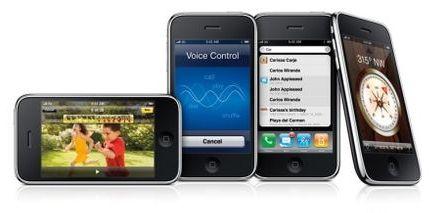 Donde estan los Iphone 3GS?