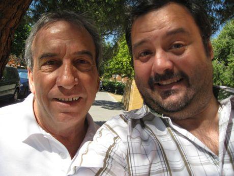 Me he encontrado por la calle con Jose Luis Perales