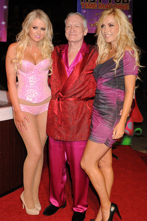 Hugh Hefner vs. Torbe