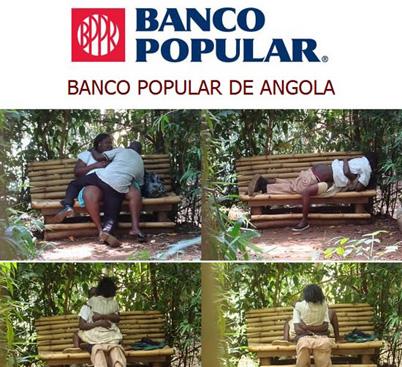 El banco popular de Angola