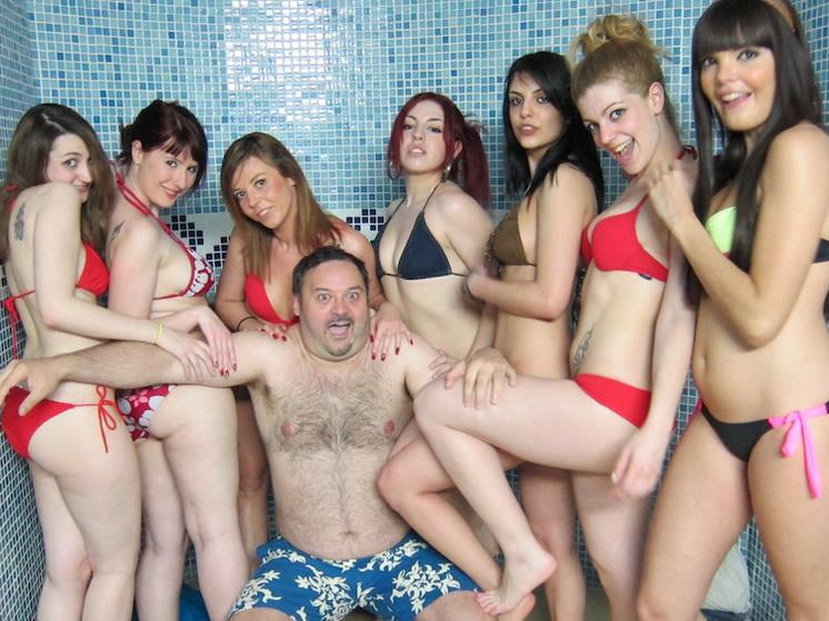 Un dia en el Spa con las Chicas de Torbe