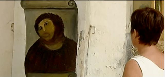 Trailer de la pelicula de Ecce Homo