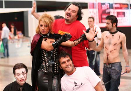 Vuelvo al Salon Erotico de Barcelona