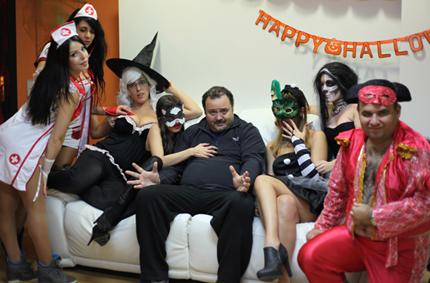 Asi fue la fiesta Halloween en Villacerda!