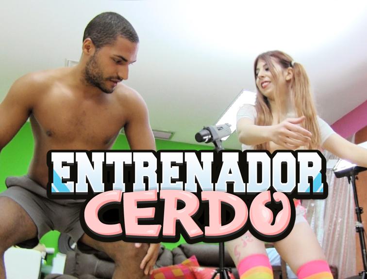 ENTRENADOR CERDO, la nueva serie de Torbe