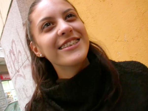 Así nació Carolina Abril