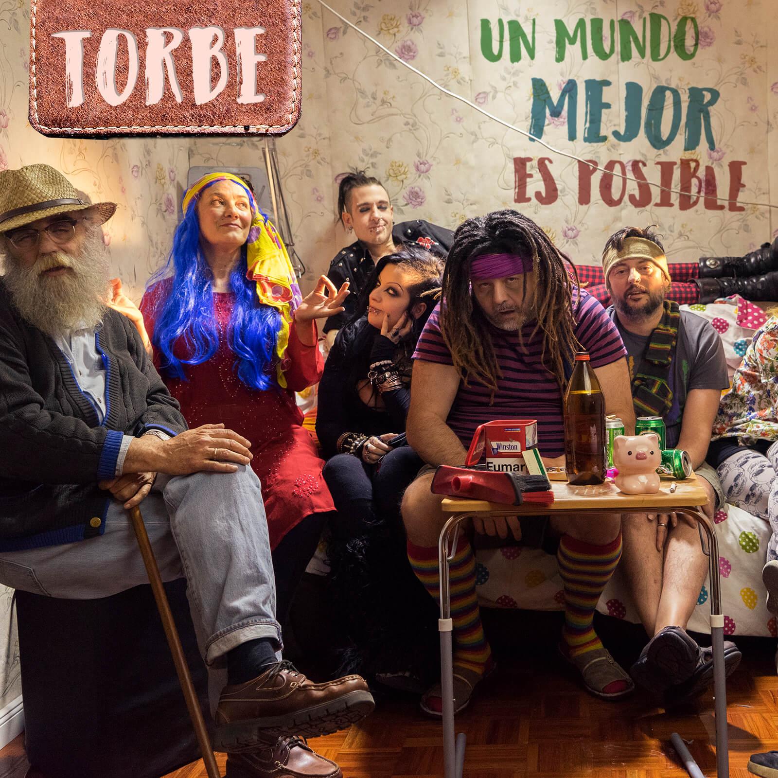 """""""Un mundo mejor es posible"""". Nuevo videoclip de Torbe!"""