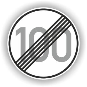 verkehrsschilder-ende-der-zulaessigen-hoechstgeschwindigkeit-100-kmh-vz278-100a42-5463