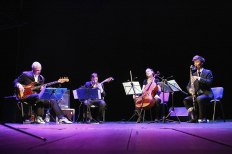 Torben Westergaard's The Tangofied Ensemble