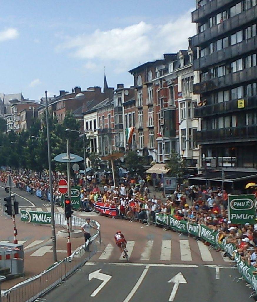 Tour de France in Liege 2012